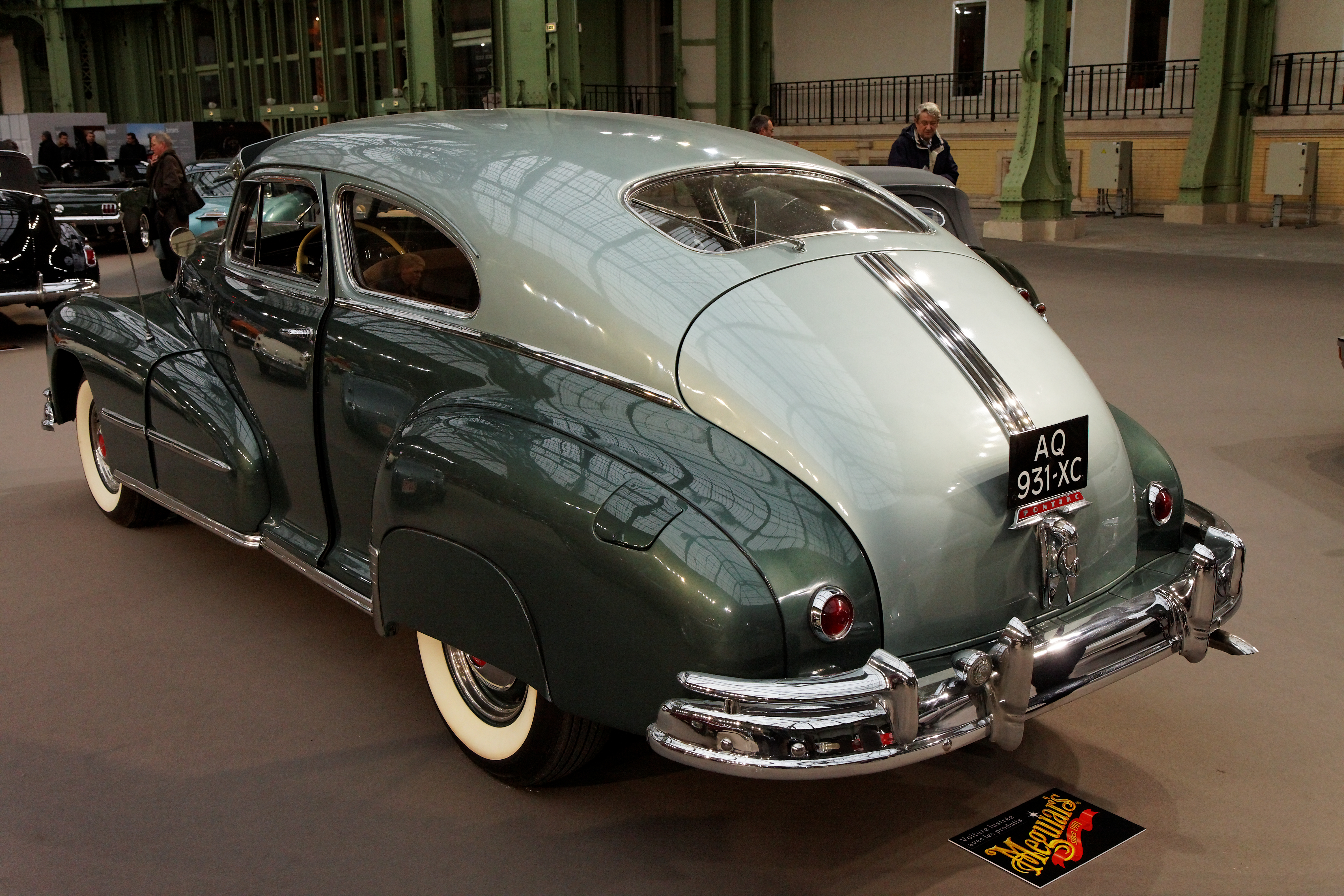 Pontiac Torpedo I 1939 - 1948 Sedan #5