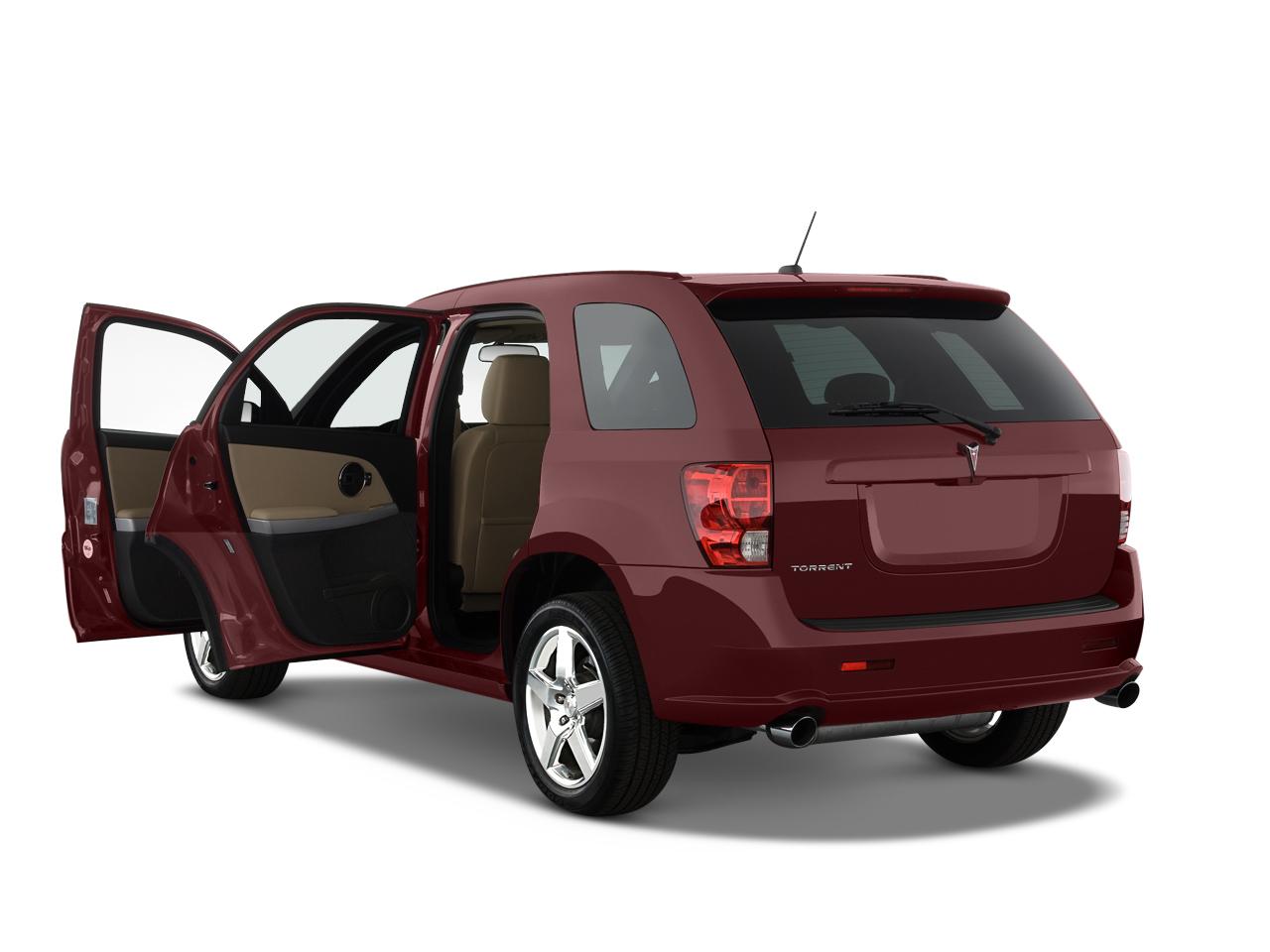 Pontiac Torrent 2005 - 2009 SUV 5 door #2