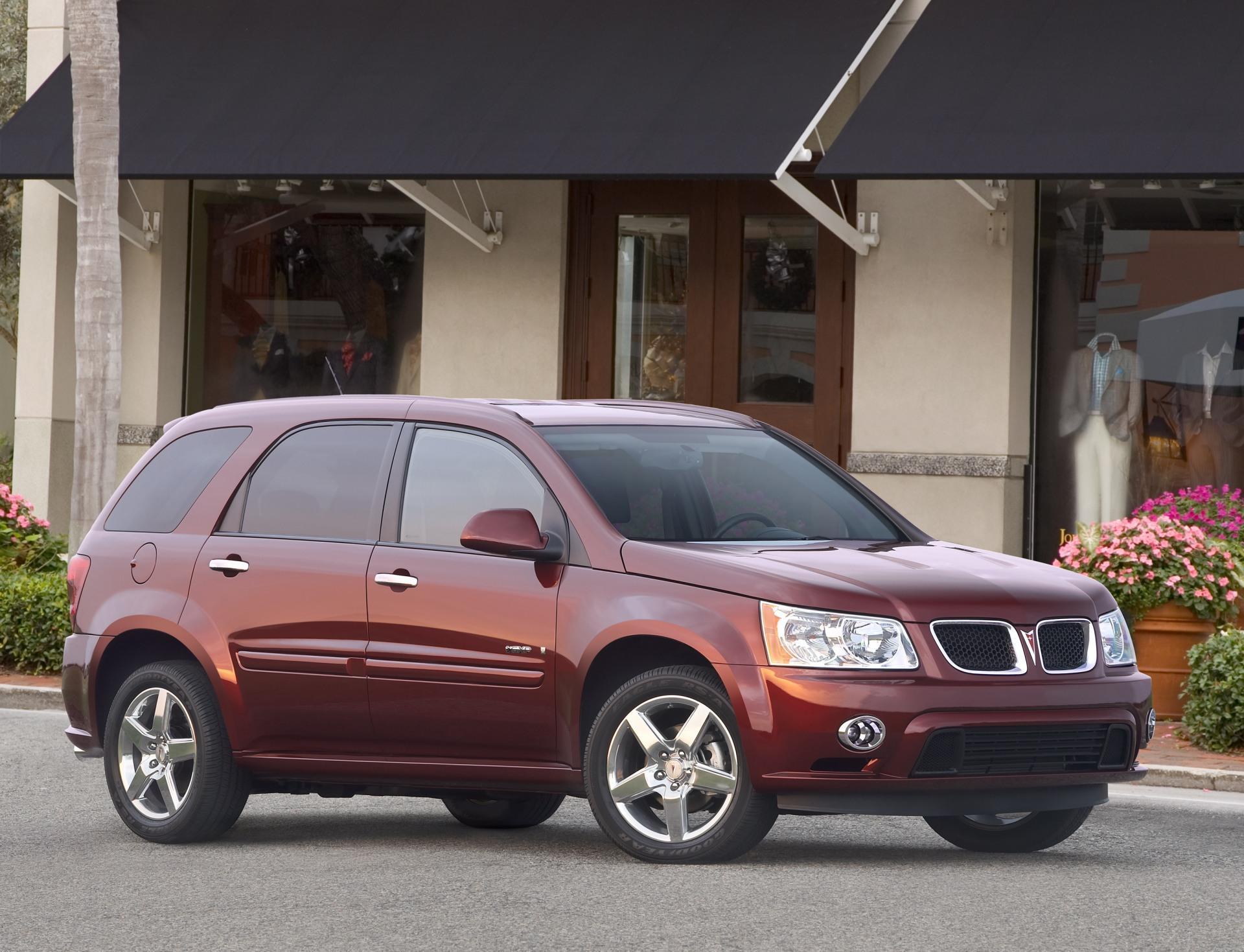 Pontiac Torrent 2005 - 2009 SUV 5 door #6