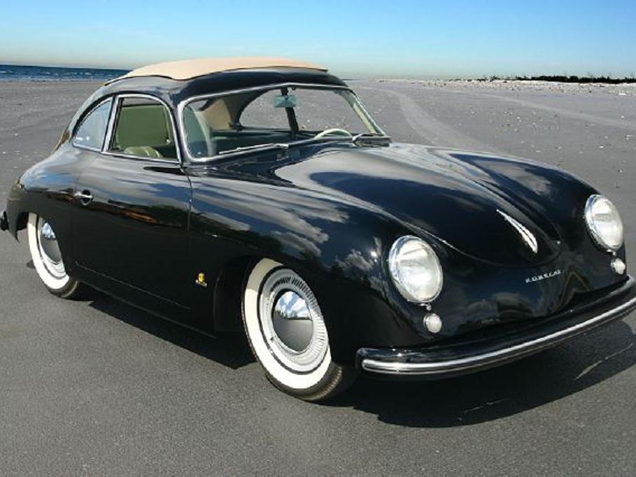 Porsche 356 I 1948   1955 Coupe #6