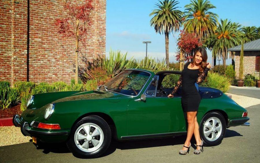 Porsche 911 I (901, 911) 1963 - 1973 Targa :: OUTSTANDING CARS