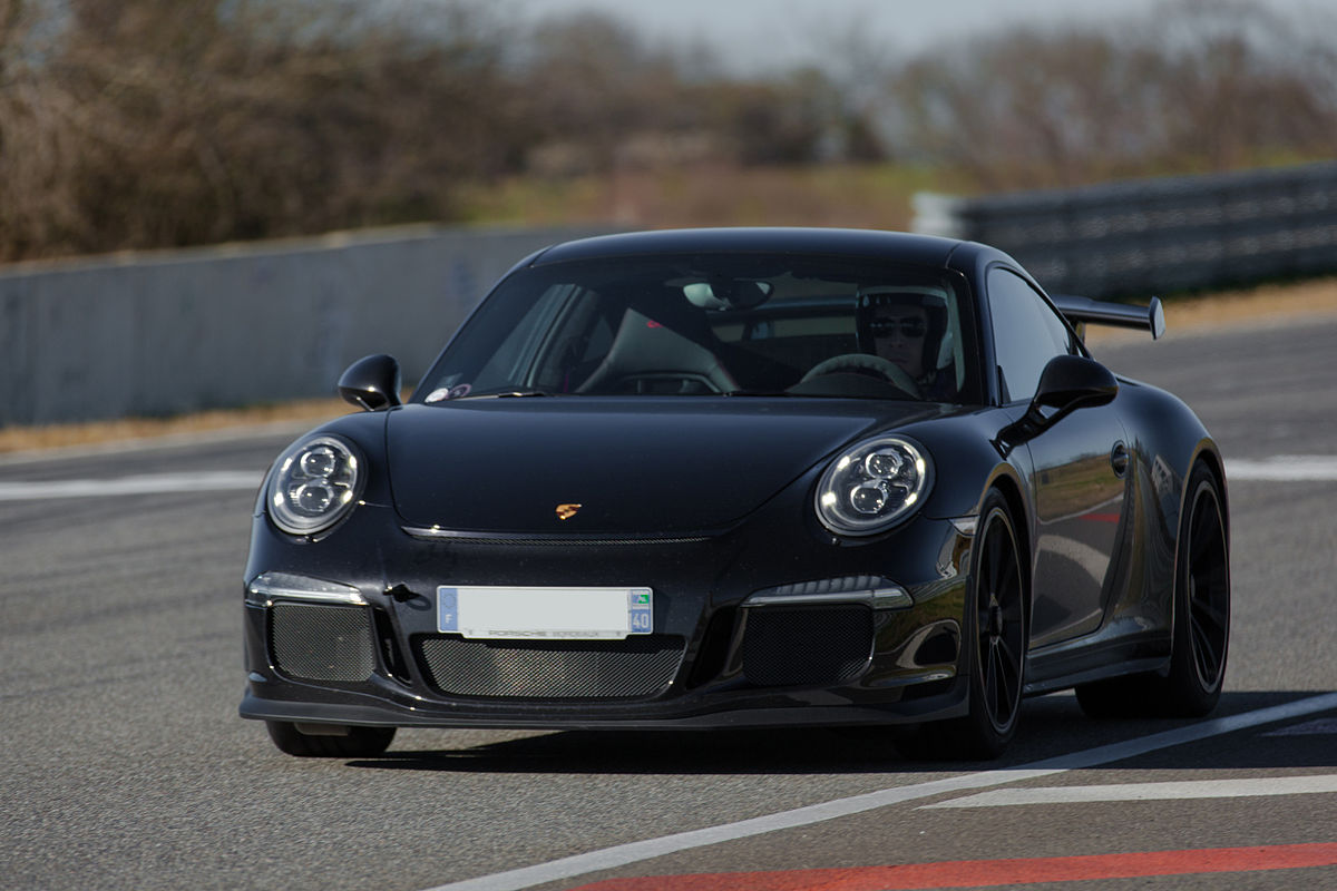 Porsche 911 VII (991) Restyling 2015 - now Coupe #7