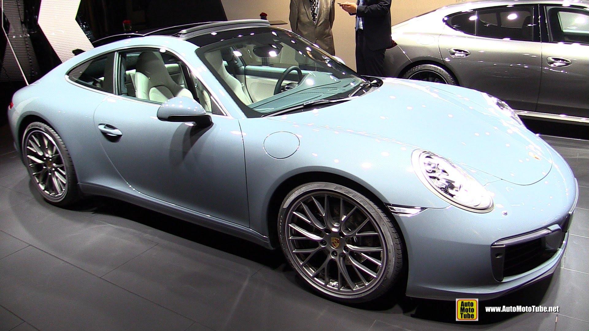 Porsche 911 VII (991) Restyling 2015 - now Cabriolet #6