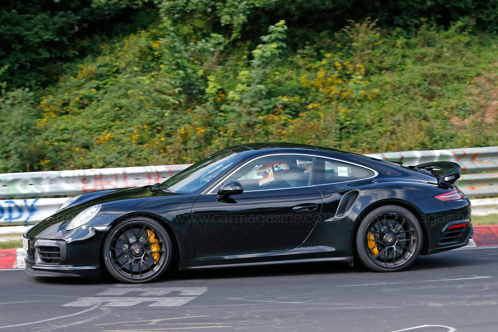 Porsche 911 VII (991) Restyling 2015 - now Coupe #3