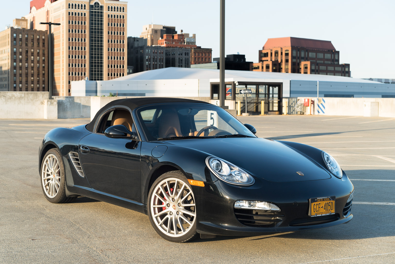 Porsche Boxster II (987) Restyling 1 2006 - 2009 Roadster #2