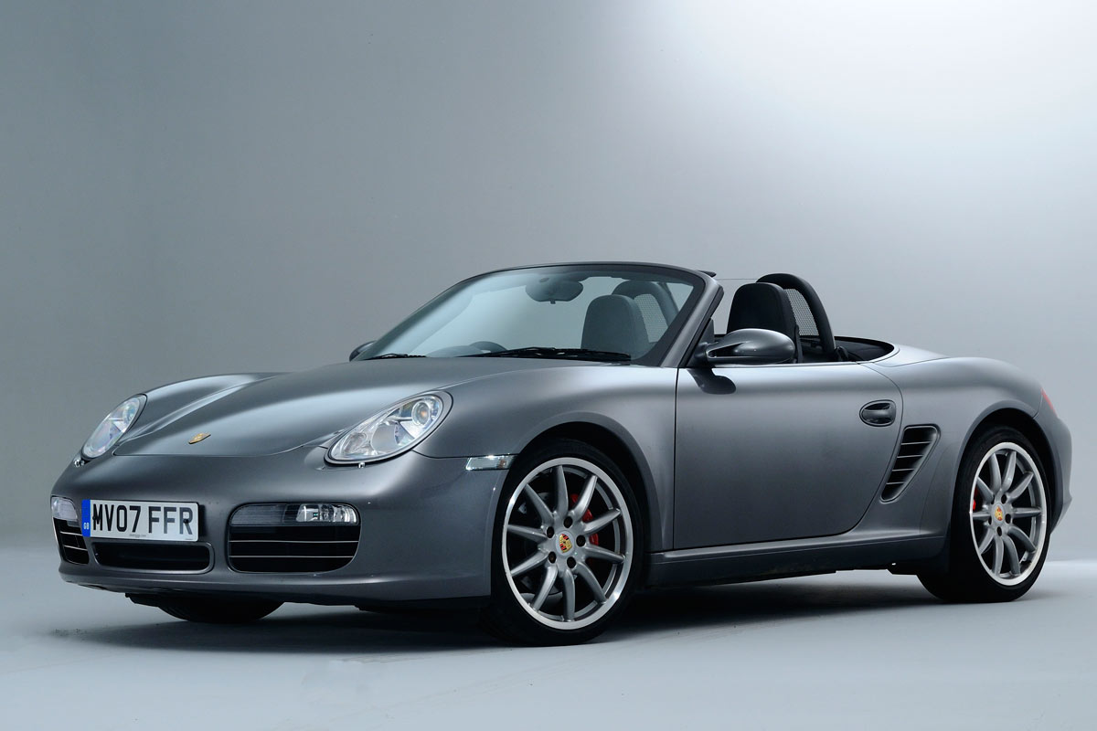 Porsche Boxster II (987) Restyling 2 2009 - 2012 Roadster #8