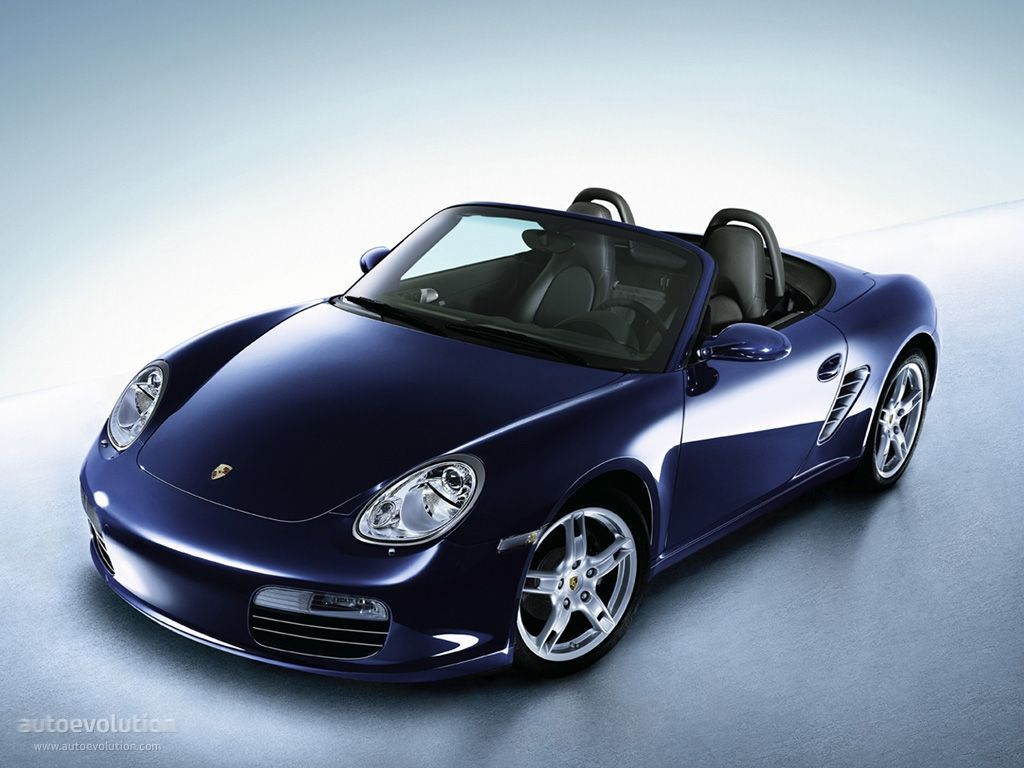 Porsche Boxster II (987) Restyling 2 2009 - 2012 Roadster #1