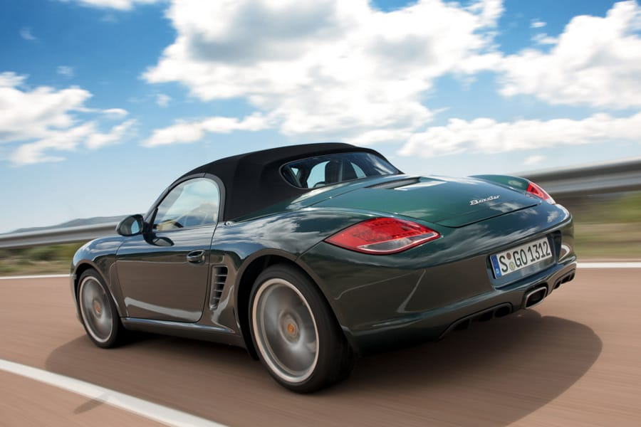 Porsche Boxster II (987) Restyling 1 2006 - 2009 Roadster #3