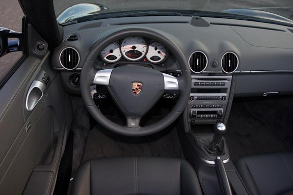 Porsche Boxster II (987) Restyling 1 2006 - 2009 Roadster #8
