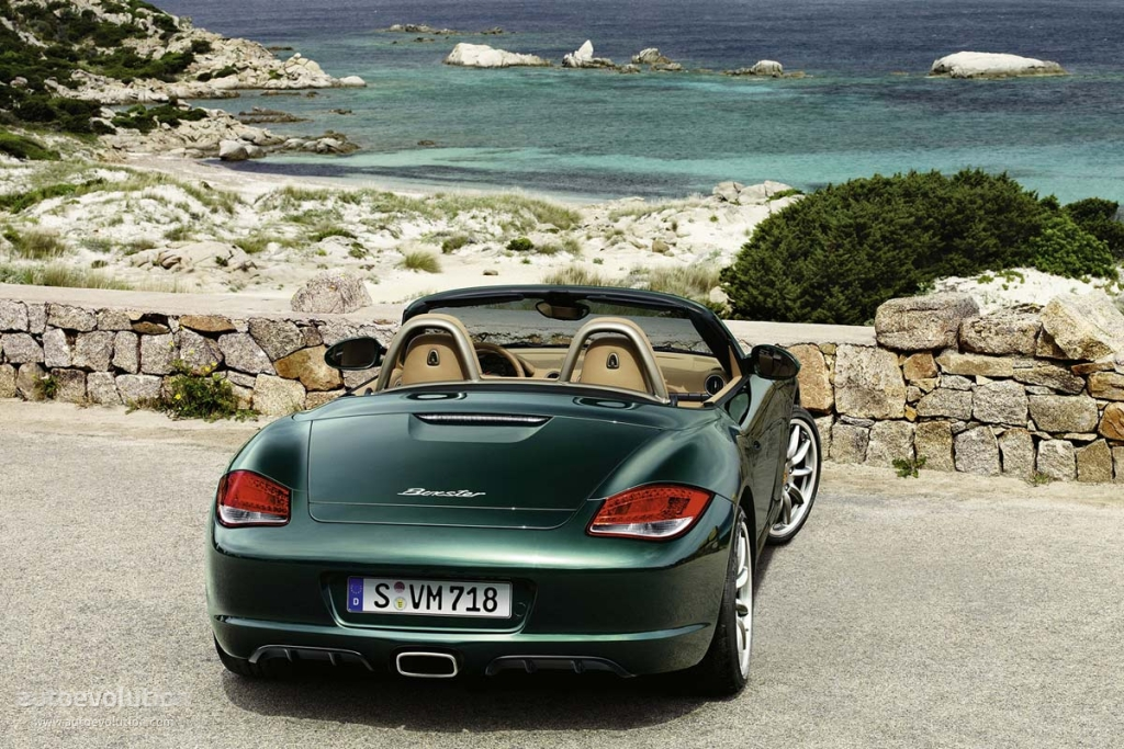 Porsche Boxster II (987) Restyling 1 2006 - 2009 Roadster #1
