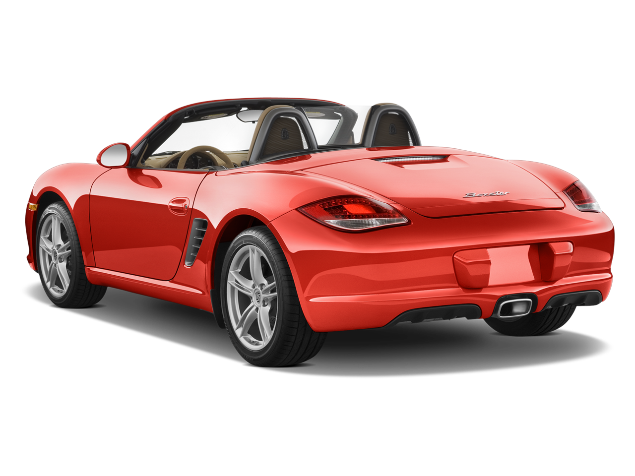 Porsche Boxster II (987) Restyling 2 2009 - 2012 Roadster #4