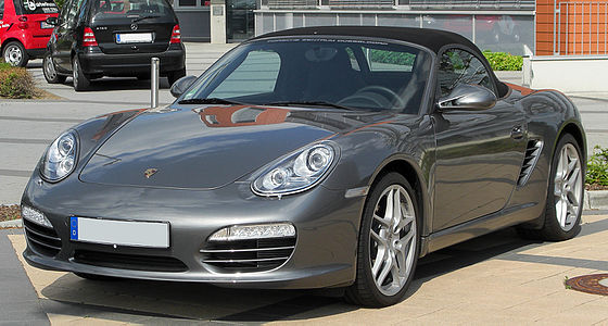 Porsche Boxster II (987) Restyling 2 2009 - 2012 Roadster #2