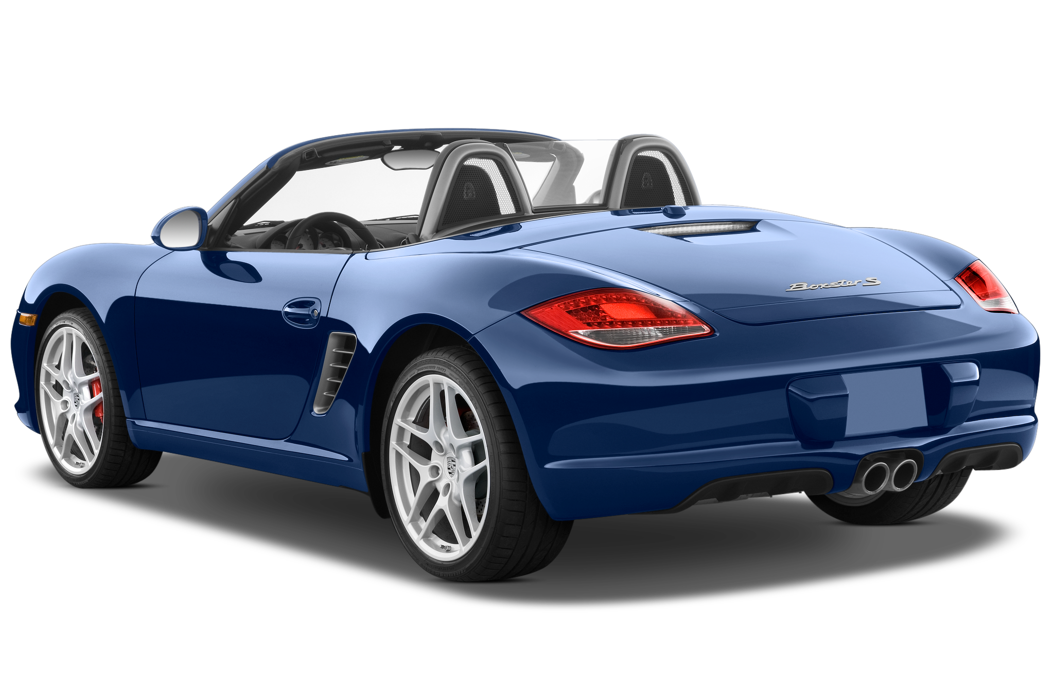 Porsche Boxster II (987) Restyling 2 2009 - 2012 Roadster #6