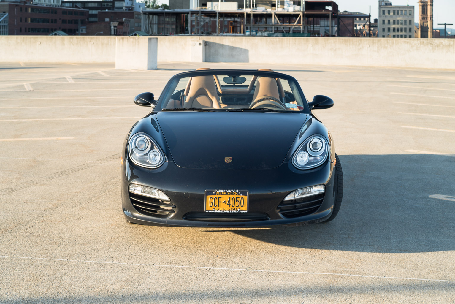 Porsche Boxster II (987) Restyling 2 2009 - 2012 Roadster #5