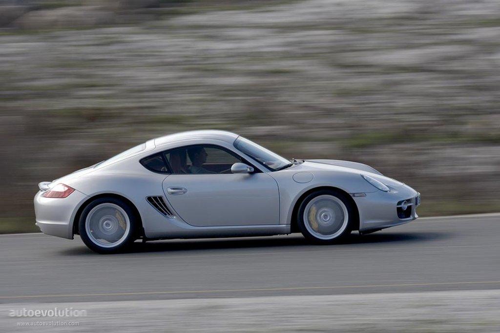 Porsche Cayman I (987) 2005 - 2009 Coupe #1