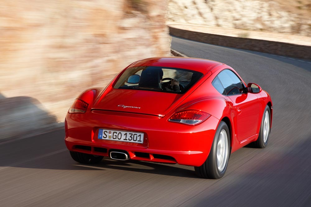 Porsche Cayman I (987) Restyling 2009 - 2013 Coupe #1