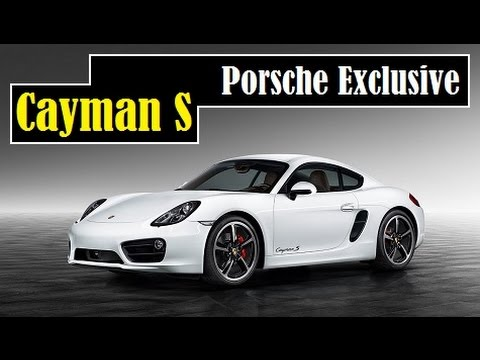 Porsche Cayman I (987) Restyling 2009 - 2013 Coupe #7