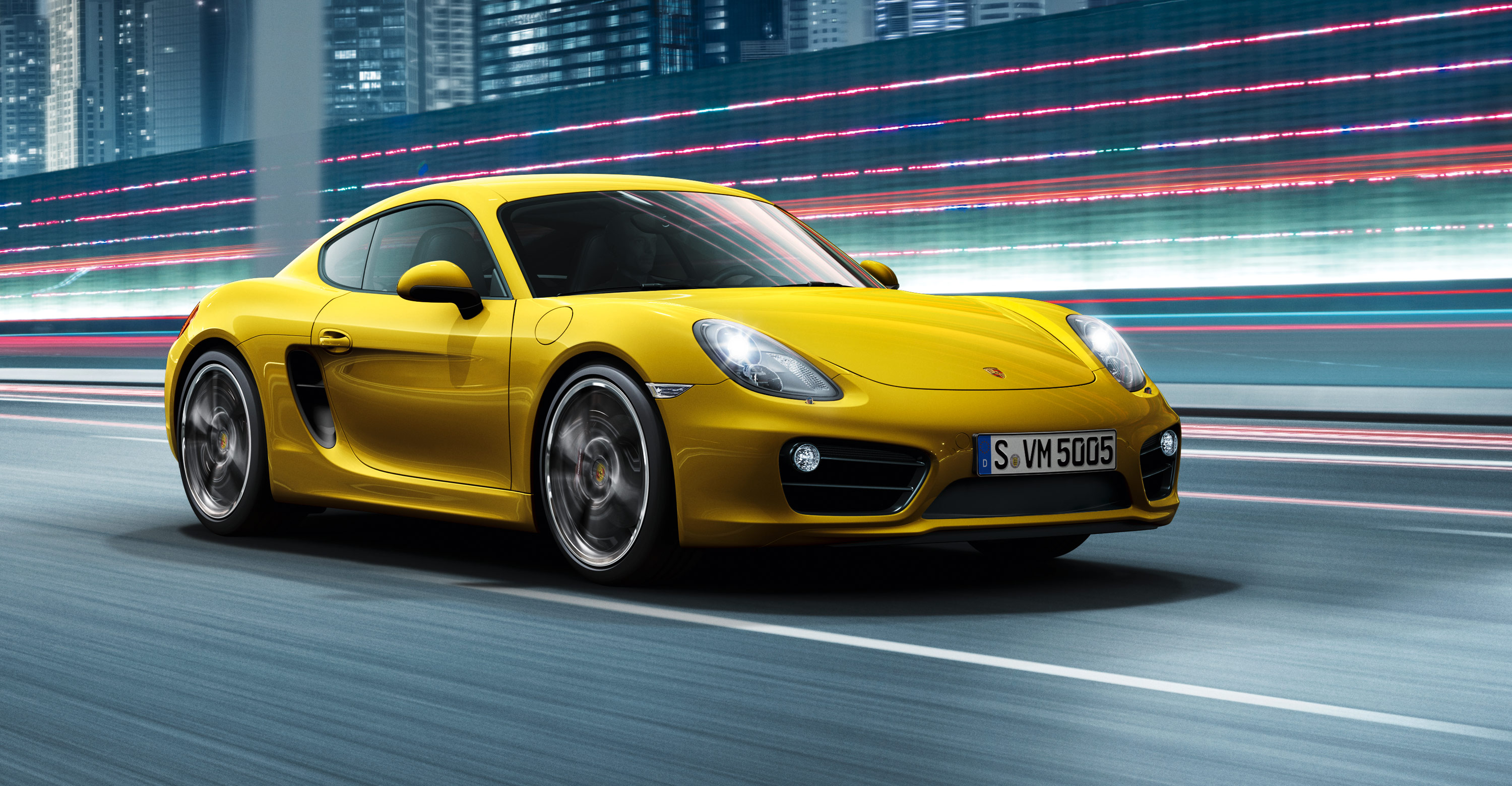 Porsche Cayman I (987) Restyling 2009 - 2013 Coupe #2