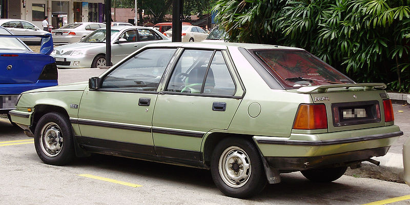 Proton Saga I 1985 - 2008 Hatchback 5 door #3