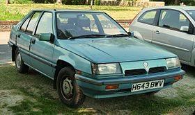 Proton Saga I 1985 - 2008 Hatchback 5 door #8