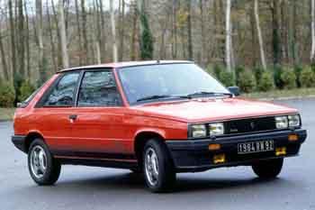 Renault 11 1983 - 1989 Hatchback 3 door #7