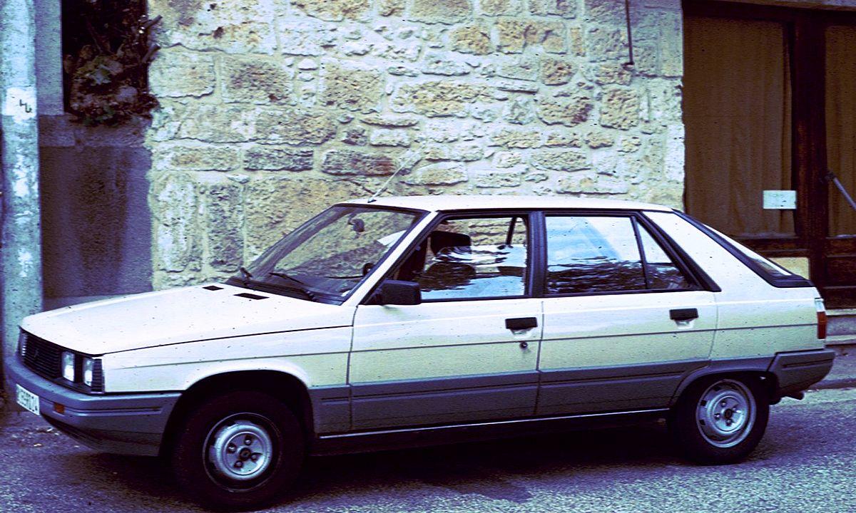 Renault 11 1983 - 1989 Hatchback 3 door #8