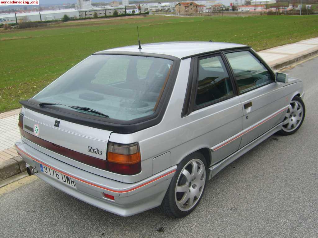 Renault 11 1983 - 1989 Hatchback 3 door #4
