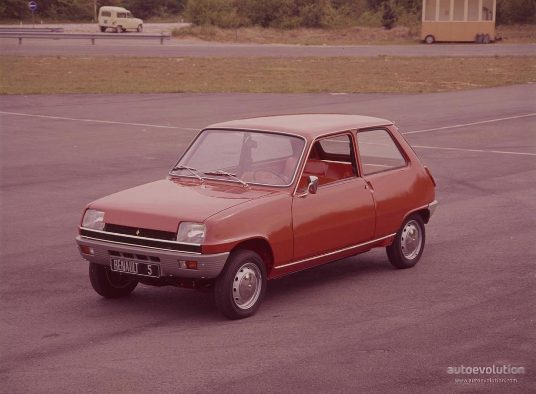 Renault 15 1972 - 1980 Hatchback 3 door #4