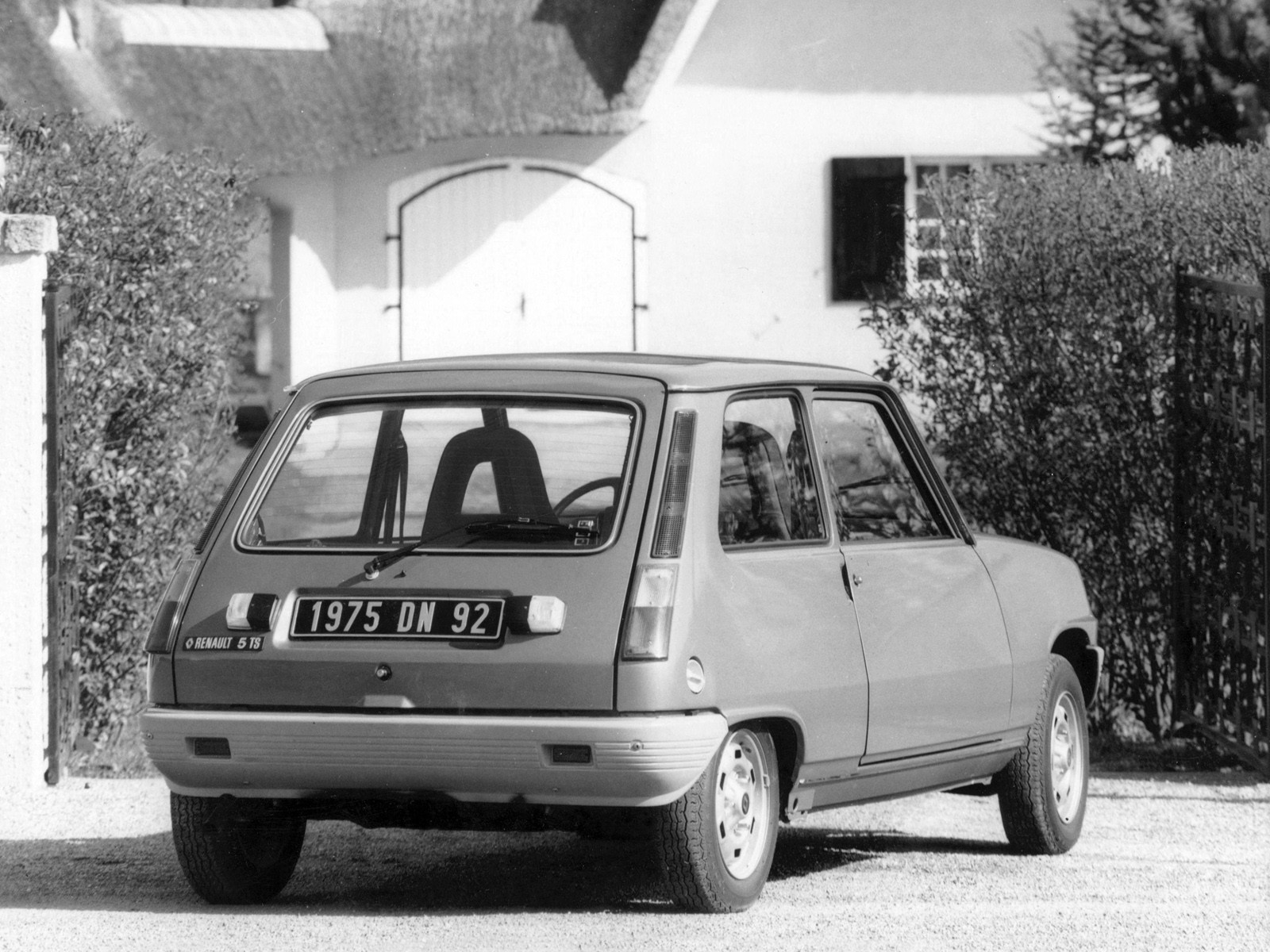 Renault 15 1972 - 1980 Hatchback 3 door #2