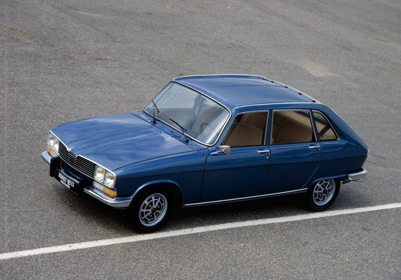 Renault 16 1968 - 1980 Hatchback 5 door #2