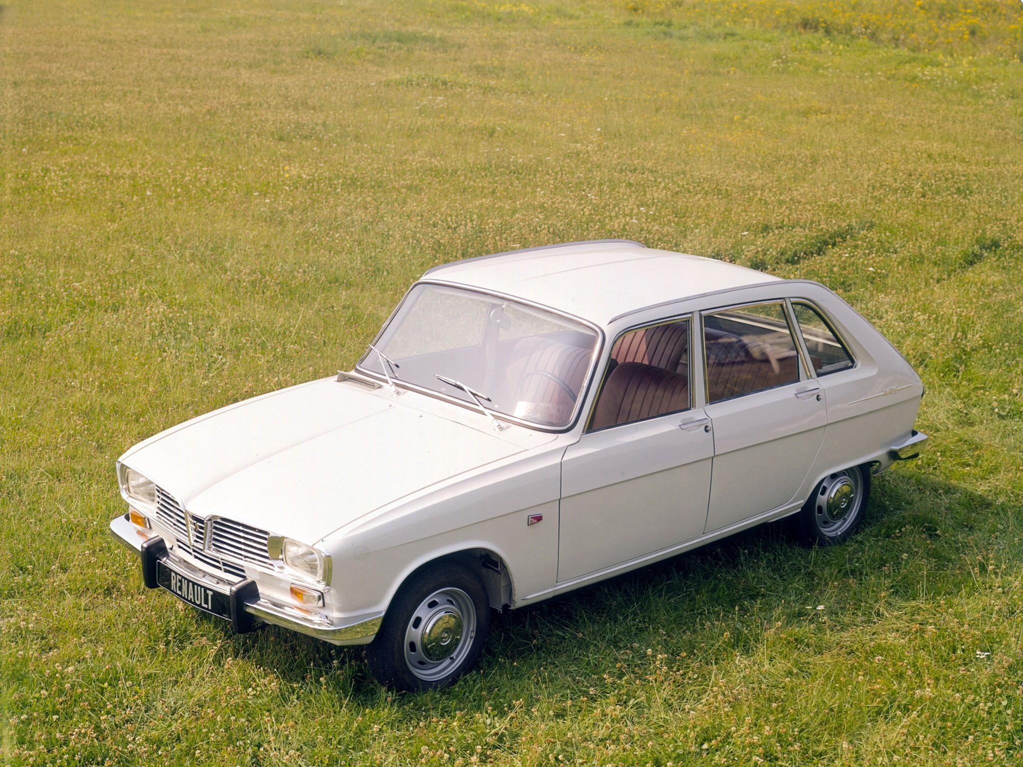 Renault 16 1968 - 1980 Hatchback 5 door #3