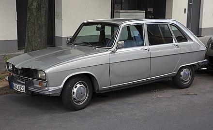 Renault 16 1968 - 1980 Hatchback 5 door #1