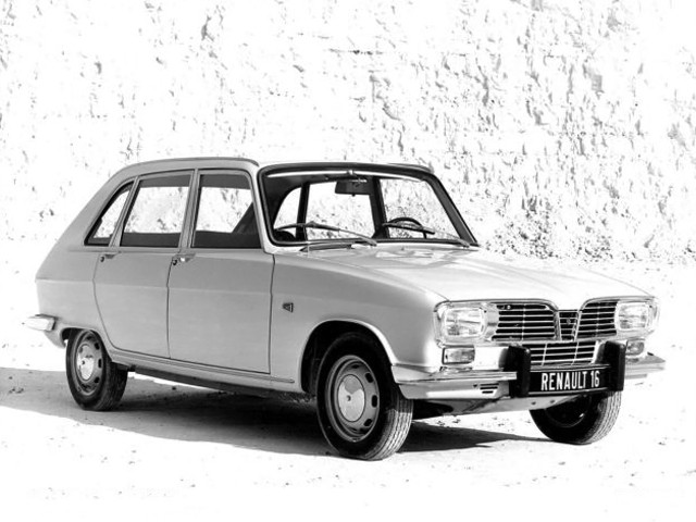 Renault 16 1968 - 1980 Hatchback 5 door #7