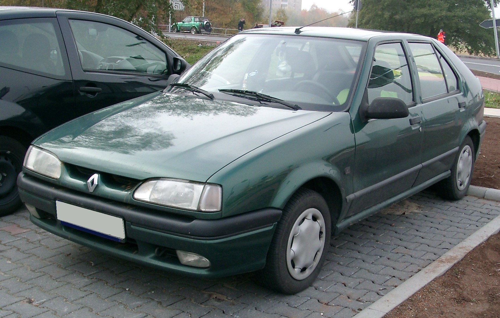 Renault 19 II 1992 - 2002 Hatchback 3 door #6