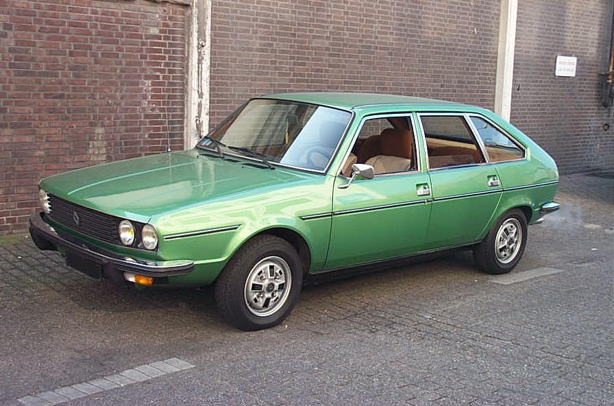 Renault 30 1975 - 1986 Hatchback 5 door #6