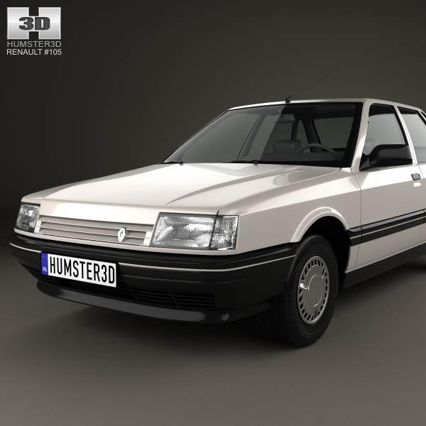Renault 21 1986 - 1995 Hatchback 5 door #2