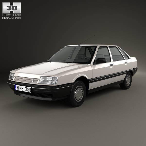 Renault 21 1986 - 1995 Hatchback 5 door #5