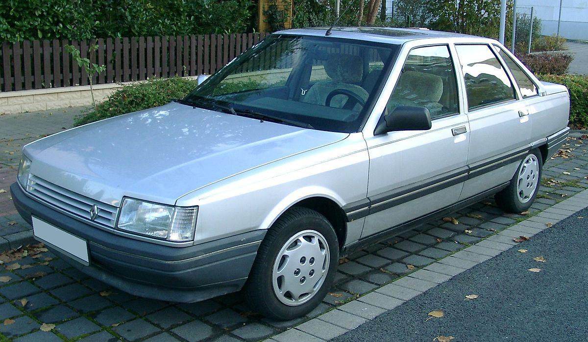 Renault 21 1986 - 1995 Sedan #3