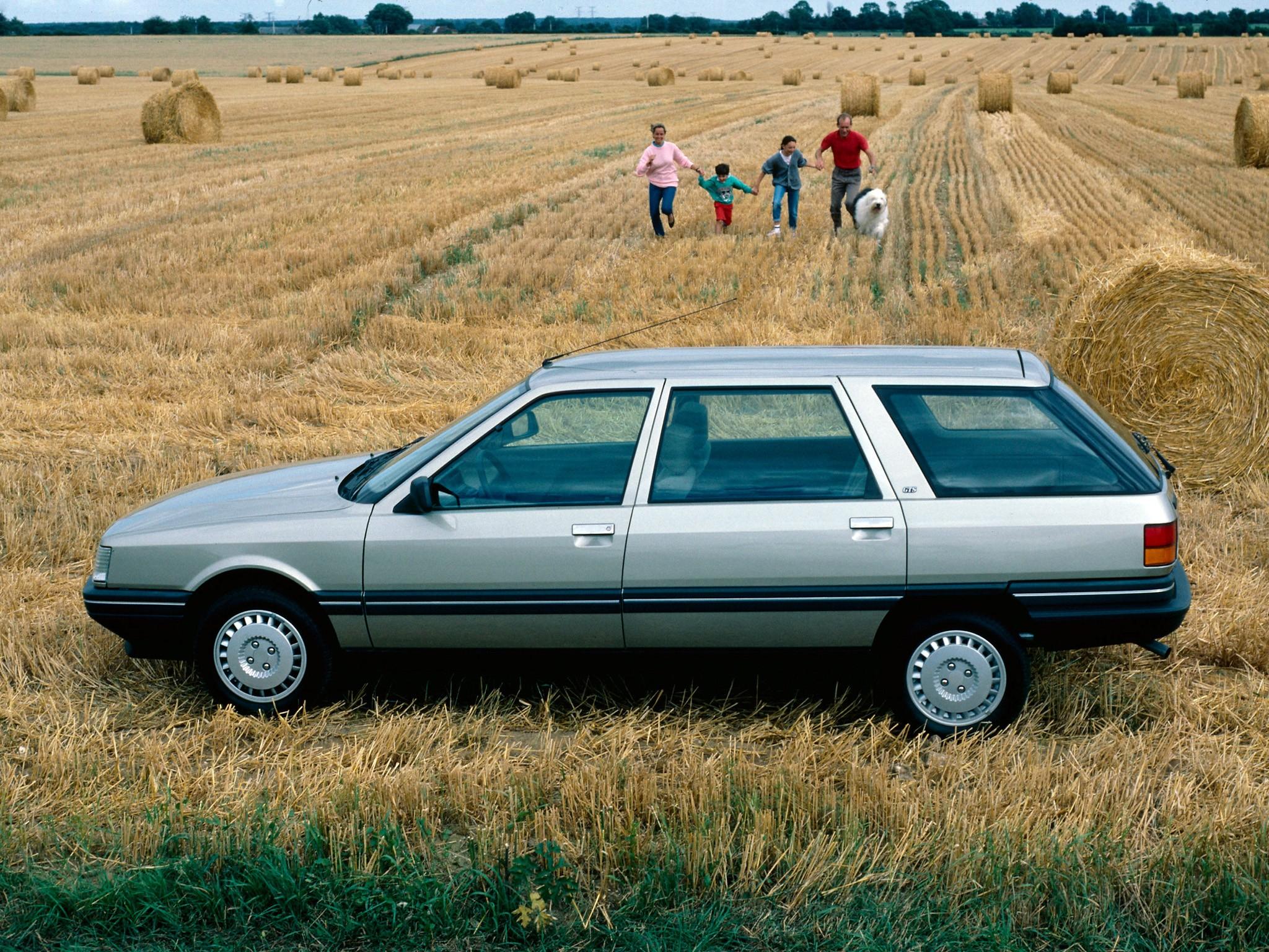 Renault 21 1986 - 1995 Sedan #1