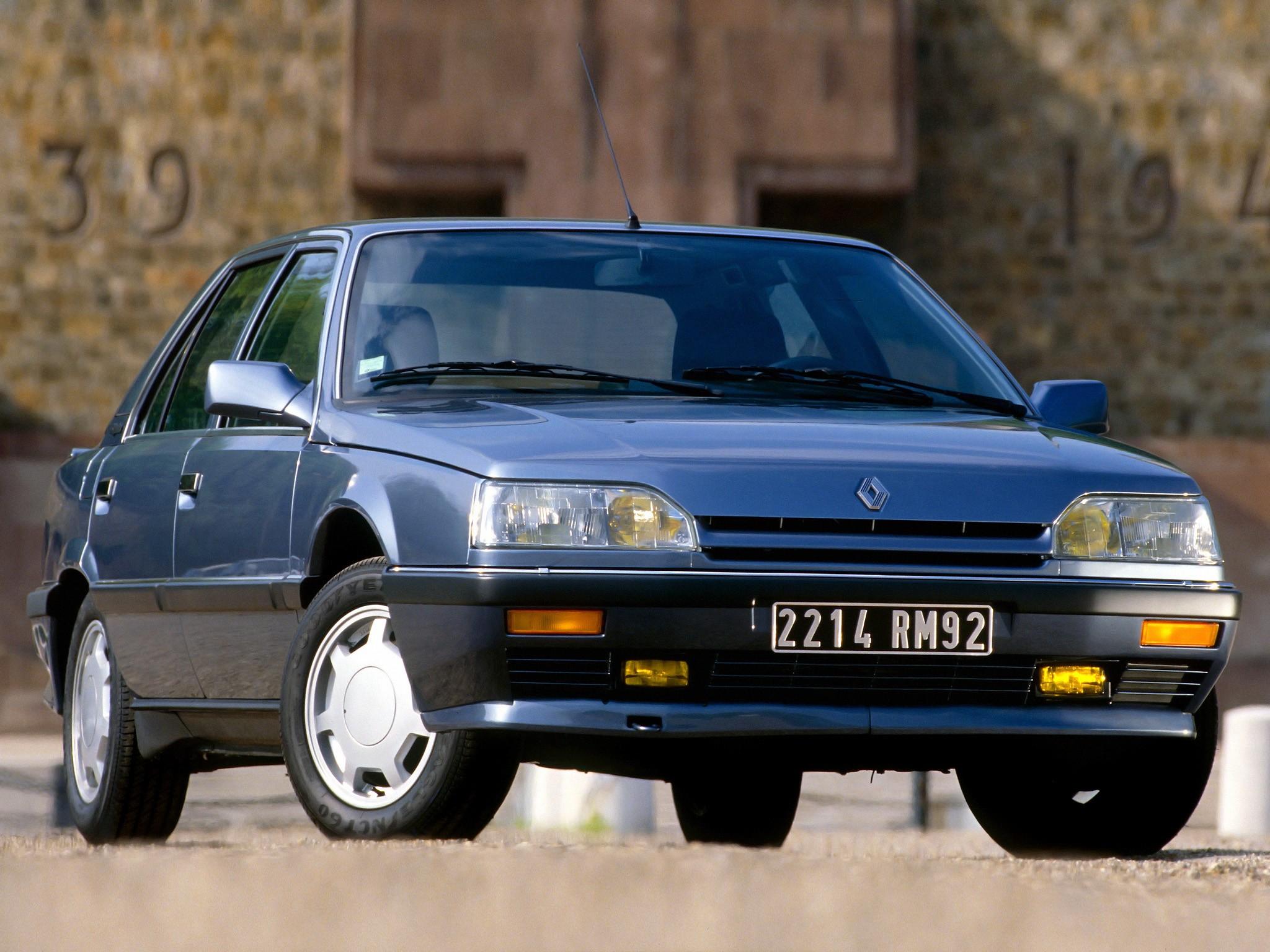 Renault 25 1983 - 1992 Liftback #4