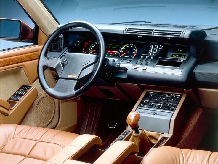 Renault 25 1983 - 1992 Liftback #5