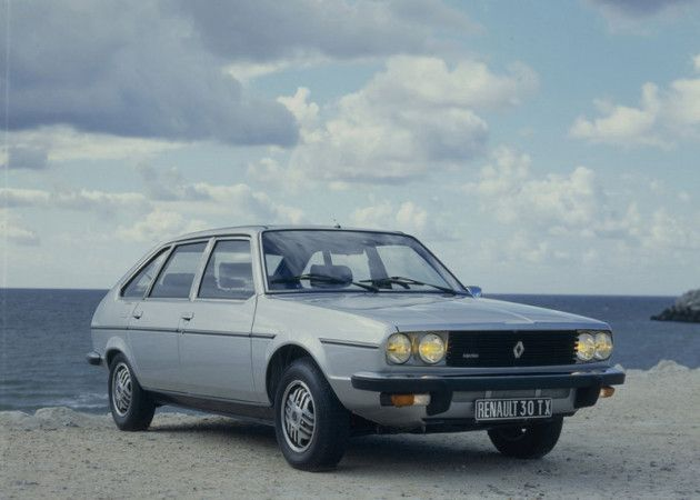 Renault 30 1975 - 1986 Hatchback 5 door #2
