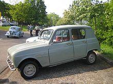 Renault 4 1962 - 1991 Hatchback 5 door #8