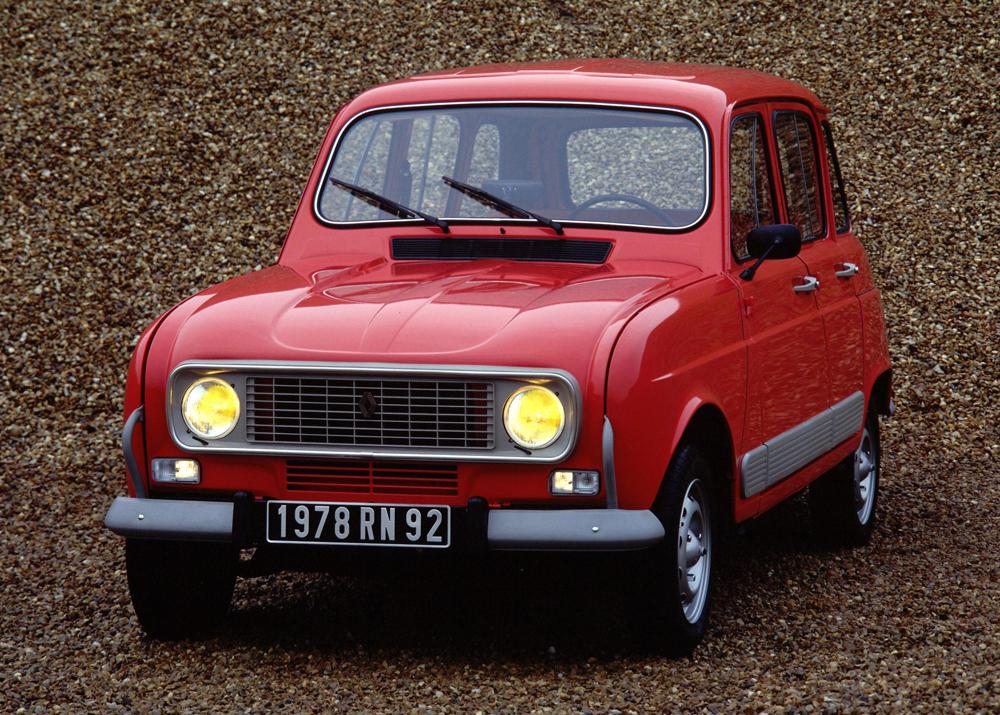 Renault 4 1962 - 1991 Hatchback 5 door #2