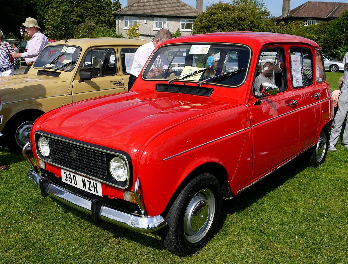 Renault 4 1962 - 1991 Hatchback 5 door #7
