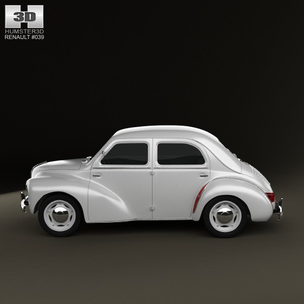 Renault 4CV 1947 - 1961 Sedan #3
