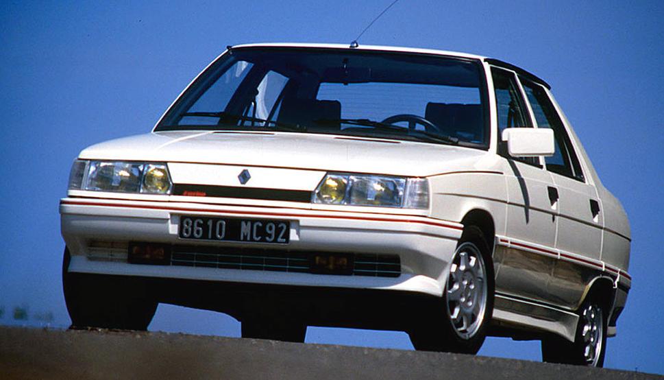 Renault 9 1981 1989 Sedan Outstanding Cars