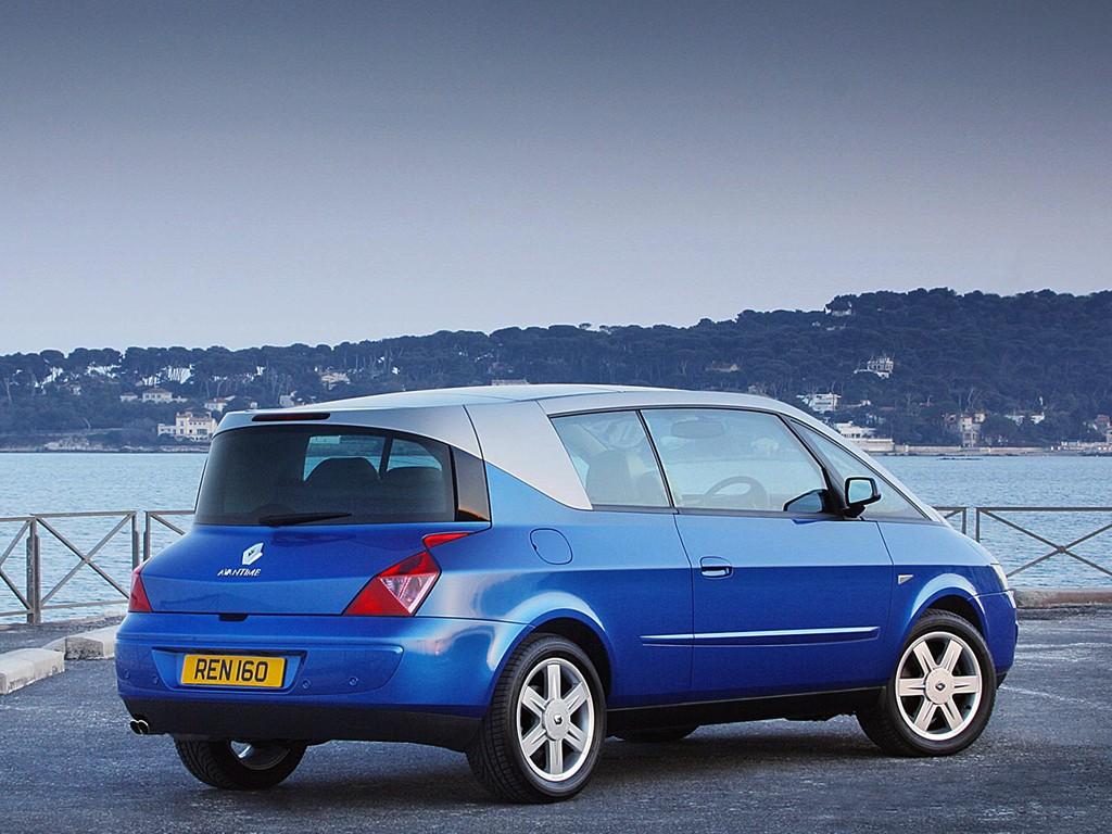Renault Avantime 2001 - 2003 Compact MPV #4