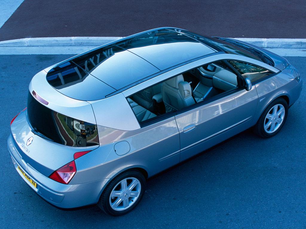 Renault Avantime 2001 - 2003 Compact MPV #6