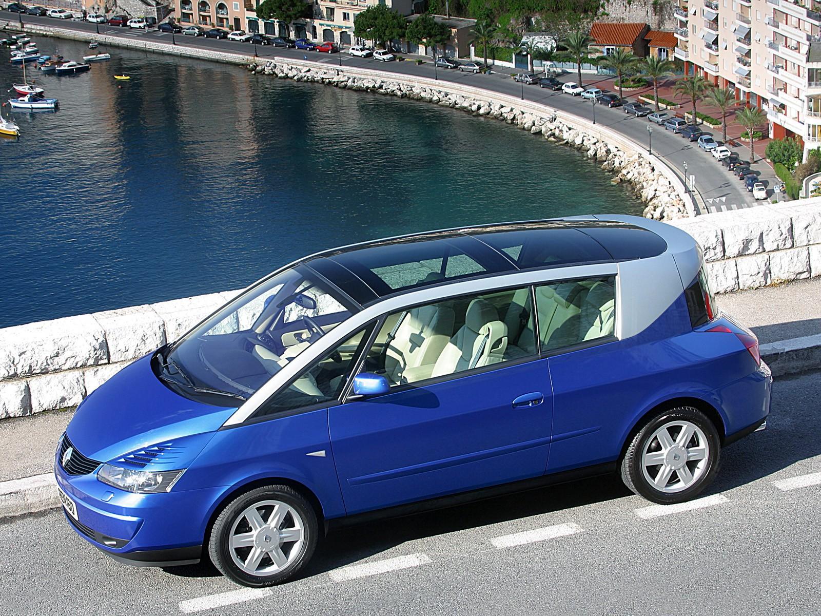 Renault Avantime 2001 - 2003 Compact MPV #3